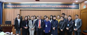 EEIM 2019, AHEM 2019, ICETCS2019 and SSCME 2019 were successfully held!